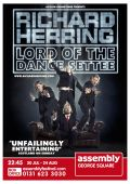 Lord of the Dance Settee Edinburgh flyer
